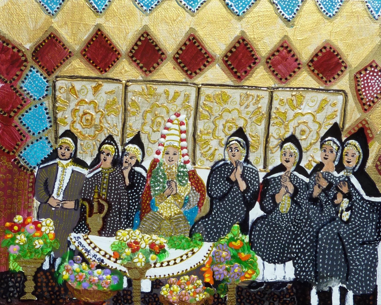 Yemenite Henna