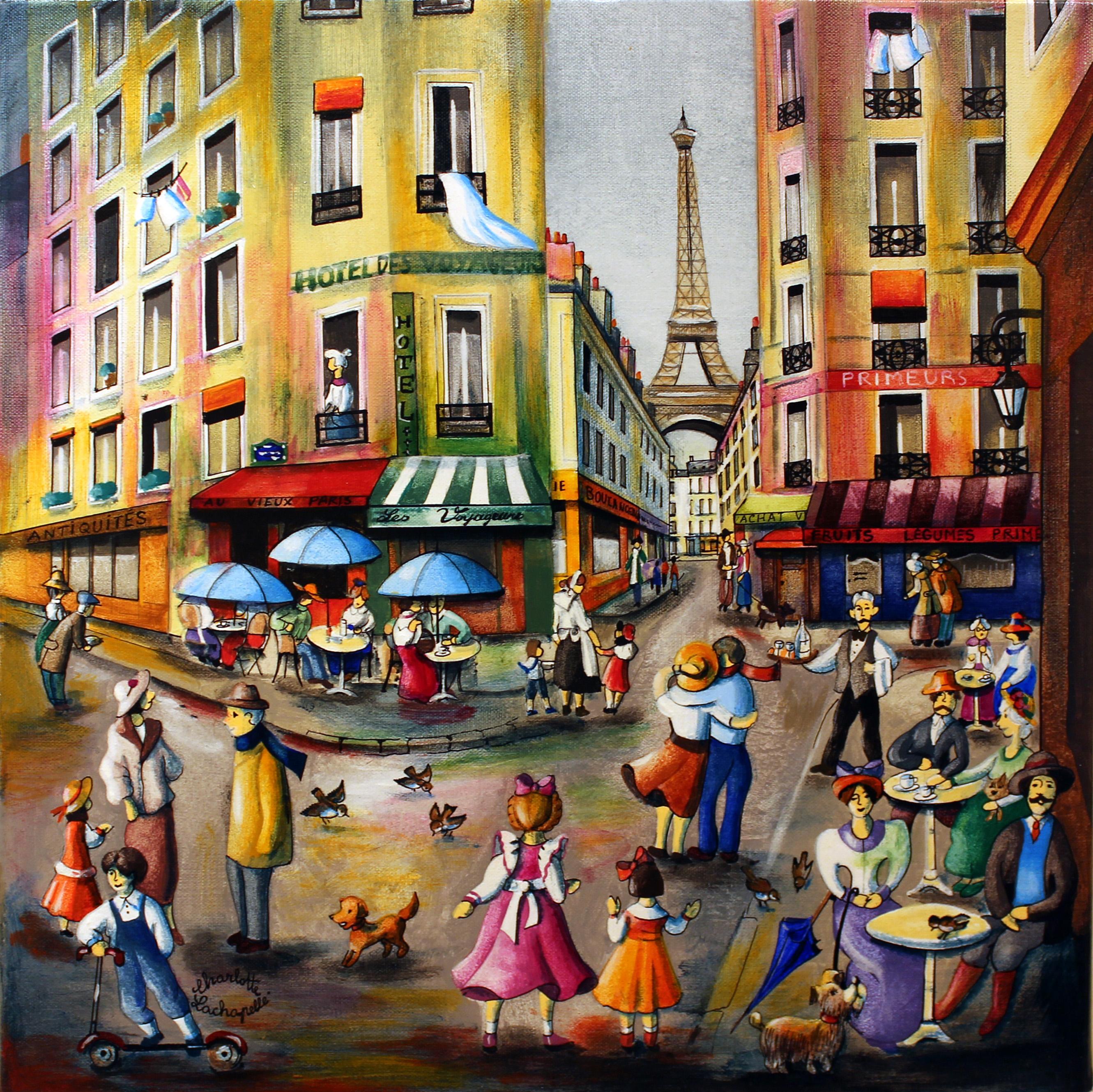 La rue du commerce - Rue du commerce cuisine ...